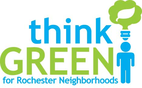 NoDateThinkGreenLogo
