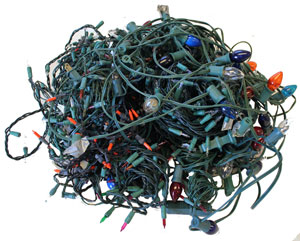 Recycle Old Holidays Lights – Drop-Off Sites – RNeighbors