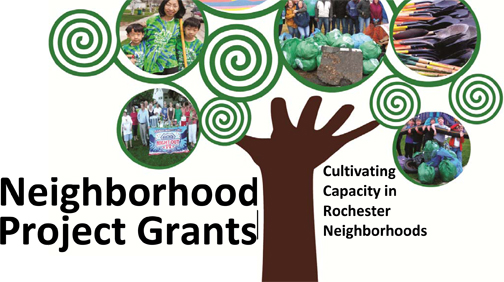 2016 Neighborhood Project Grant Overview